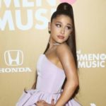 Watch The Moment Ariana Grande Fell On Stage While Performing Live At  Her Concert
