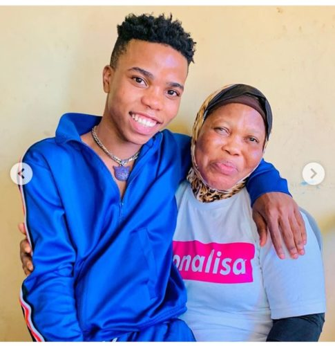 Watch Emotional Moment Lyta's Mother Saw Her Son's Music Video Play On TV
