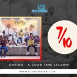 """Davido Matures Well on """"A Good Time"""" – Album Review"""