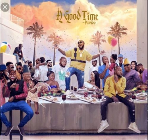 "Davido's ""A Good Time"" Album Makes US' Rolling Stone Magazine's List Of Top 200 Albums"