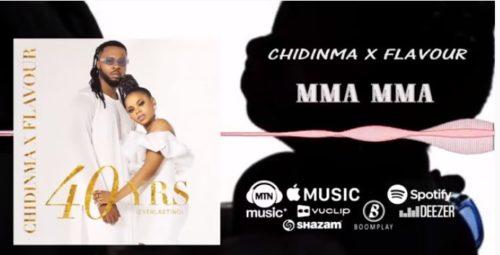 """Flavour x Chidinma - """"Mma Mma"""""""