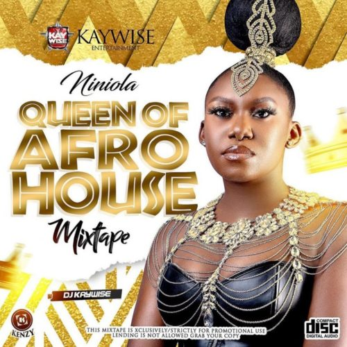 DJ Kaywise – Queen of Afro House Mix