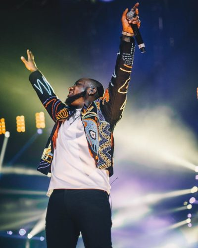 Davido Reacts To Brutal Attack On Sowore, Says Any Child Dreaming To Be A Lawyer Would Be Discouraged 1
