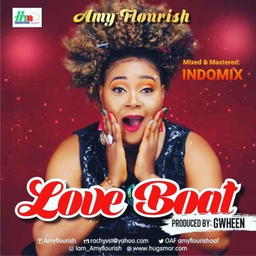 Amy Flourish - Love Boat