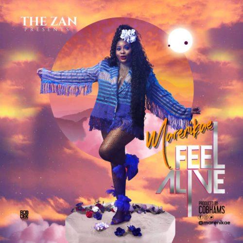 Marenikae - Feel Alive (Prod. Cobhams)