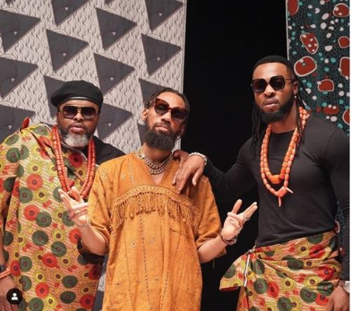 """Phyno - """"Vibe"""" ft. Flavour"""