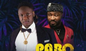 "Wallzee - ""Pabo Remix"" ft. Harrysong"