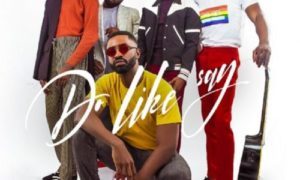 Ric Hassani ft. DBYZ – Do Like Say