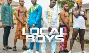 """Blazer Q - """"Local Boys"""" ft. Funky DJ Pop"""