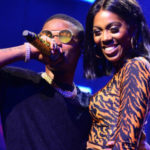Watch Wizkid Press Tiwa Savage's Yansh At The One Africa Fest In Dubai