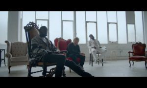 "Stormzy - ""Own It"" ft. ED Sheeran x Burna Boy"