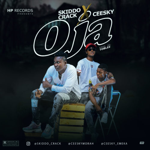 "Skiddo Crack - ""Oja"" ft. Ceesky"