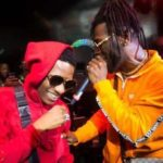 Watch Burna Boy Bring Out Wizkid For A Performance At His Majestic Concert At The Wembley SSE Arena In London