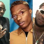 Burna Boy Knocks Out Davido & Wizkid To Become Nigerian Artiste With The Highest Monthly Listeners On Spotify