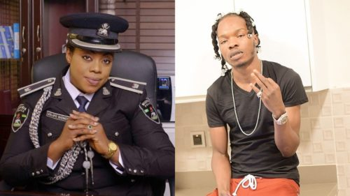 """""""This Instagram Police Wants To Have Sex With Me But She's Ugly"""" – Naira Marley Clapsback At Police PRO, Opetodolapo"""