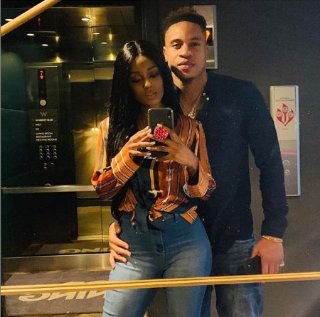 Couple Goals! Rotimi & Vanessa Mdee Jet Out To Dubai For Birthday Bash