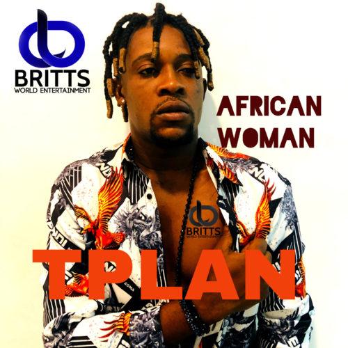 "TPlan - ""African Woman"""