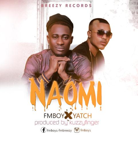 Breezy - Naomi ft. Fmboy x Yatch