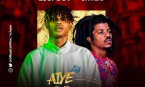 "DJ OP Dot - ""Aiye Atunwa"" ft. Jhybo"