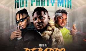 Dj Baddo Hot Party Mix