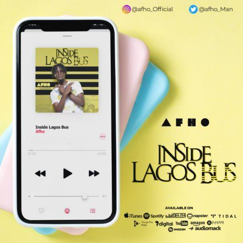 Afho - Inside Lagos Bus