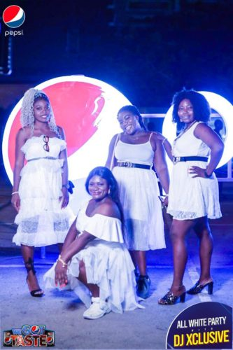 DJ Xclusive All White Party, The Mission 2019 Has Been Completed 6