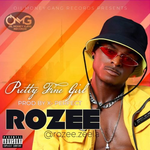 "Rozee - ""Pretty Fine Girl"""