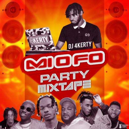 "DJ 4kerty – ""Mi O Fo"" Mixtape"