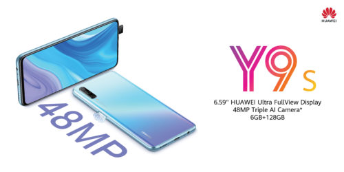 The HUAWEI Y9s with 48MP AI Triple Camera and Stunning Design is now available for Pre-Order 4