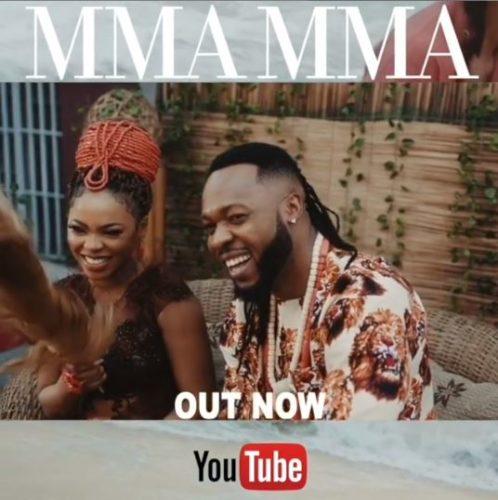 chidinma-ft-flavour-mma mma-video