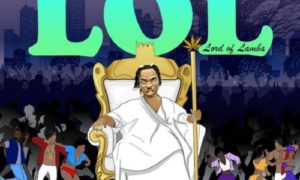 "Naira Marley - ""LOL"" (Lord Of Lamba) EP"