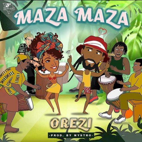 Download Mp3 : Orezi – Maza Maza
