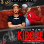 "Boy Kimzay – ""Kibobe"" ft. Lil Frosh"