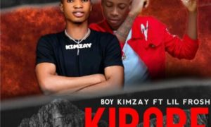 "Boy Kimzay - ""Kibobe"" ft. Lil Frosh"
