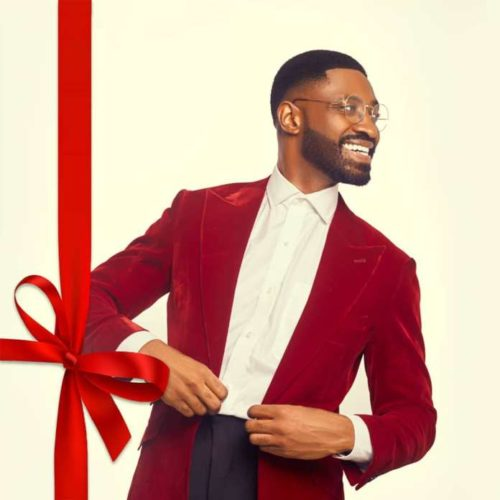 "Ric Hassani – ""All I Want for Christmas Is You"""