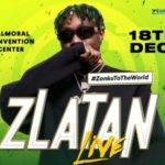 "Zlatan Set To Shut Down Lagos With December Concert, ""Zanku To The World"""