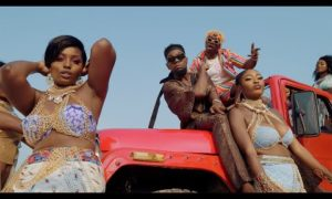 "[Video] Rayvanny - ""Tetema Remix"" ft. Patoranking, Zlatan, Diamond Platnumz"