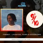 "Fireboy's Gift Is No Fluke – ""Laughter, Tears, Goosebumps"" Album Review"