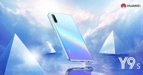The HUAWEI Y9s with 48MP AI Triple Camera and Stunning Design is now available for Pre-Order 2