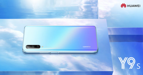 The HUAWEI Y9s with 48MP AI Triple Camera and Stunning Design is now available for Pre-Order 5