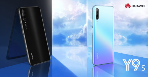 The HUAWEI Y9s with 48MP AI Triple Camera and Stunning Design is now available for Pre-Order 1