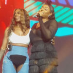 "What Beef? Yemi Alade Joins Tiwa on Stage at her ""Savage"" Concert"