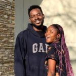 Adekunle Gold Celebrates 1st Wedding Anniversary With Simi, Pens Heartwarming Message