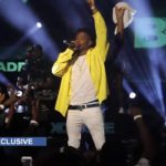 Watch Lil kesh Join Olamide On stage At The Hennessy Artistry In Lagos