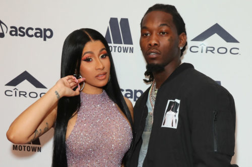 Rapper, Cardi B Files To Dismiss Divorce From Husband, Offset 1