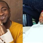 Watch Exciting Moment Oba Elegushi Introduced Davido & Other 30BG Members To His New Wife