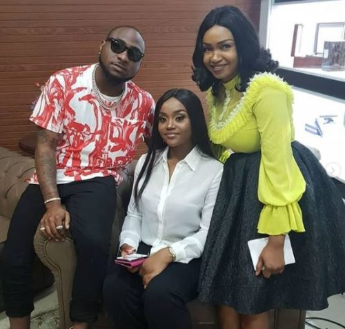 COZA Lady Apologizes For Misinterpretation Of Davido's Promotional Ad, Says The Video Was A Mistake 1