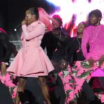 DJ Cuppy Owns Her Craft In Grand Performance At Cardi B's Livespot Festival || Watch Video