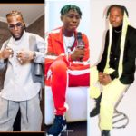 Burna Boy, Zlatan & Naira Marley Enter Freestyle Battle With K1 De Ultimate In Quilox || Watch Video