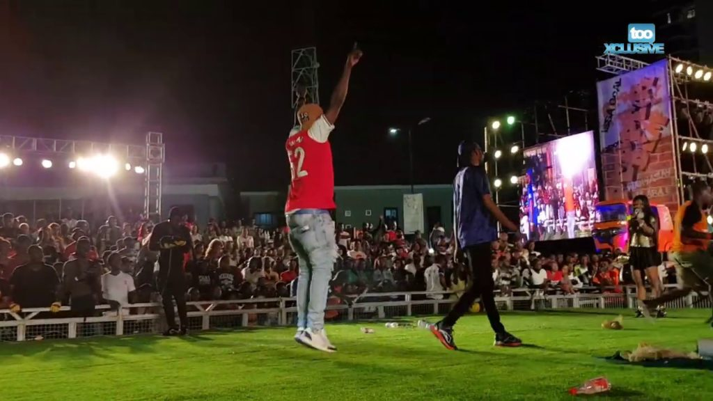 """9ice Battles Pasuma For """"Street Credibility"""" Supremacy At Merrybet Party 